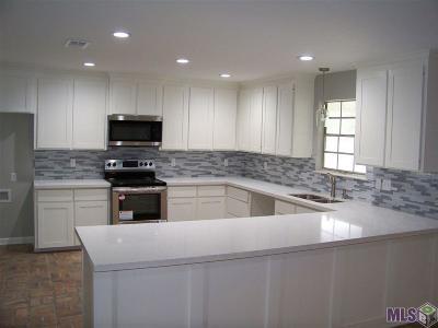 Denham Springs Single Family Home For Sale: 26236 Wax Rd