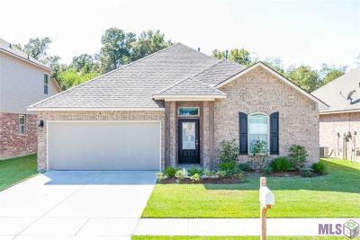 Baton Rouge LA Single Family Home For Sale: $189,900