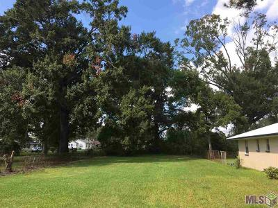 Baton Rouge Residential Lots & Land For Sale: Lot 19 Curtis St