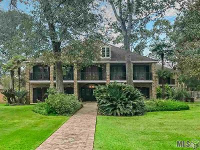 Baton Rouge Single Family Home For Sale: 5826 Riverbend Blvd
