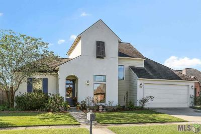 Zachary Single Family Home For Sale: 2582 Boudreaux Ave