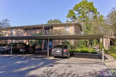 Baton Rouge Condo/Townhouse For Sale: 2800 July #36