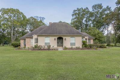 Gonzales Single Family Home For Sale: 7592 St Johns Dr