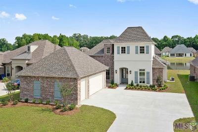 Prairieville Single Family Home For Sale: 37397 Cypress Hollow Ave