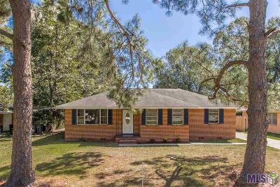 Baton Rouge LA Single Family Home For Sale: $115,000