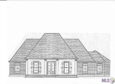 Denham Springs Single Family Home For Sale: 35432 Bend Rd