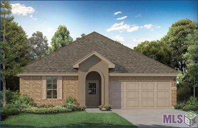 Gonzales Single Family Home For Sale: 39540 Legacy Oaks Ln