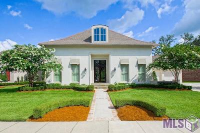 Baton Rouge Single Family Home For Sale: 212 Shadows Bend