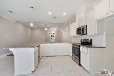 Denham Springs Single Family Home For Sale: 10716 Ray Dr