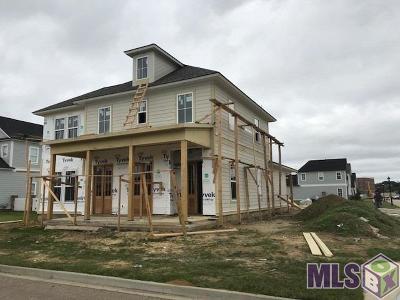 Zachary Single Family Home Contingent: 4353 Prosperity Trace