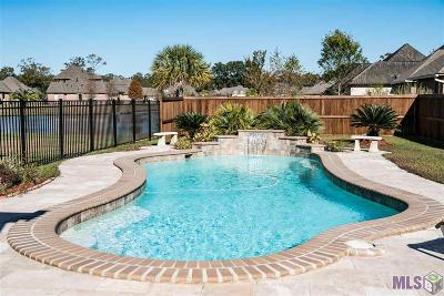 Gonzales Single Family Home For Sale: 41224 Lakefront Ave