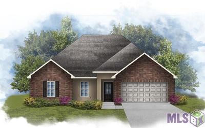 Zachary Single Family Home For Sale: 6305 Honey Locust Blvd