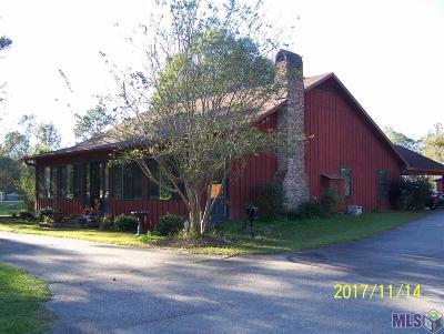 Denham Springs Single Family Home For Sale: 9403 Springfield Rd