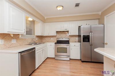 Baton Rouge Condo/Townhouse For Sale: 5147 S Oaks Dr