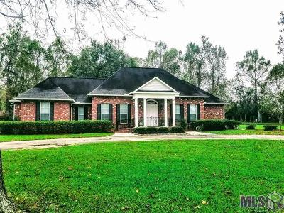 Gonzales Single Family Home For Sale: 40369 Loosemore Rd