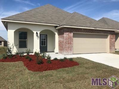 Prairieville Single Family Home For Sale: 42470 Pebblestone Ave
