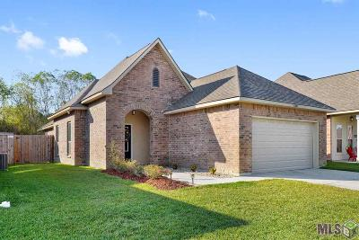 Prairieville Single Family Home For Sale: 16305 Timberstone