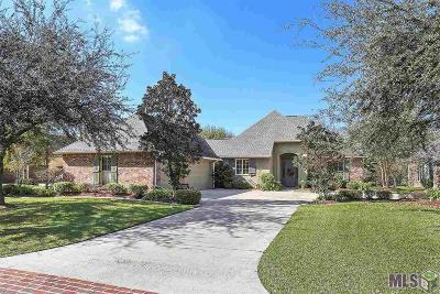 Gonzales Single Family Home For Sale: 40159 Pelican Point Pkwy