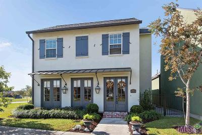 Zachary Single Family Home For Sale: 2203 S Turnberry Ave