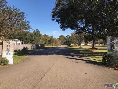 Denham Springs Residential Lots & Land For Sale: Dallas Dr