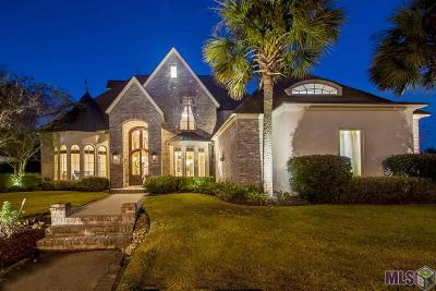 Baton Rouge Single Family Home For Sale: 19315 Bellerive Ct