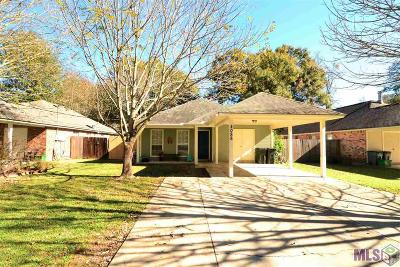 Zachary Single Family Home For Sale: 4088 Florida St
