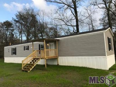 Prairieville Single Family Home For Sale: 16448 Beck Rd