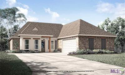 Prairieville Single Family Home Contingent: 39235 Water Oak Ave