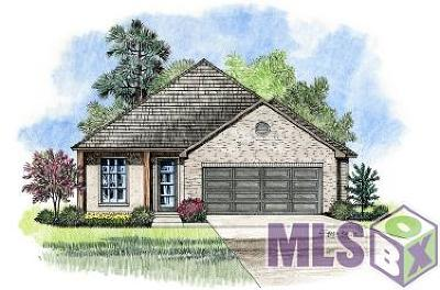 Gonzales Single Family Home For Sale: 14508 Sterling Oaks Dr