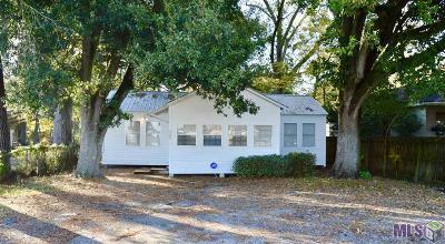 Gonzales Single Family Home For Sale: 325 N Pleasant Ave