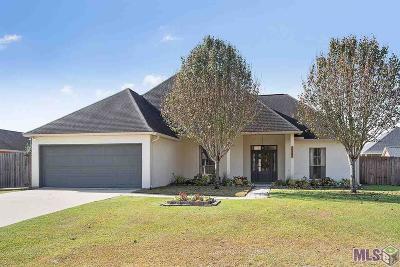 Denham Springs Single Family Home For Sale: 30381 Blue Heron