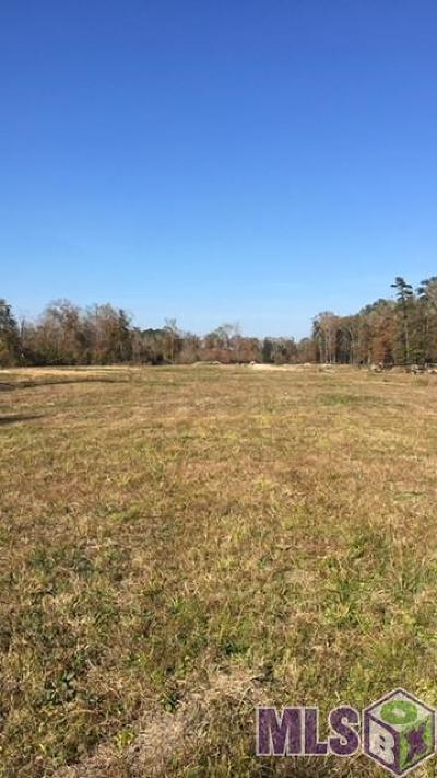 Zachary Residential Lots & Land For Sale: Lot 3-A Peairs Rd