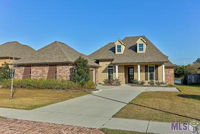 Denham Springs Single Family Home For Sale: 8273 Quiet Creek Dr