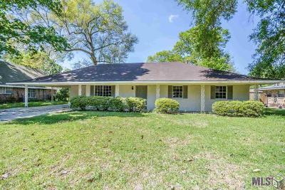 Baton Rouge Single Family Home For Sale: 420 Gloria