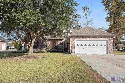 Prairieville Single Family Home For Sale: 16324 Stafford Oak Dr