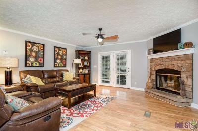 Prairieville Single Family Home For Sale: 17186 Penn Blvd