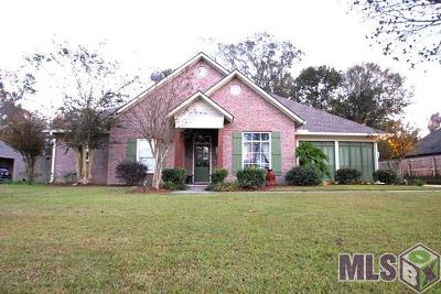 Prairieville Single Family Home For Sale: 14176 Trails End North