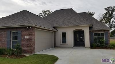 Prairieville Single Family Home For Sale: 18043 River Landing Dr