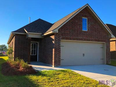 Denham Springs Single Family Home For Sale: 32445 Curtis Cove Ln