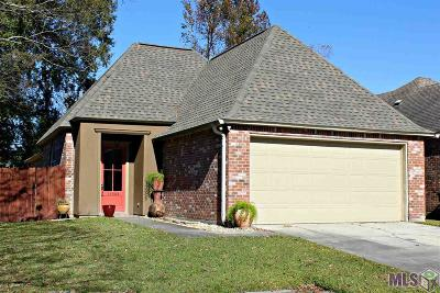 Baton Rouge LA Single Family Home For Sale: $219,000