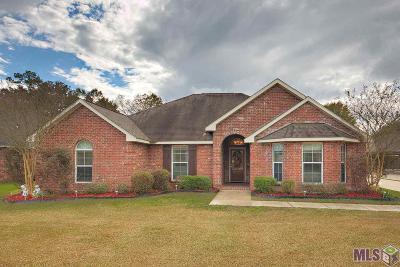Denham Springs Single Family Home For Sale: 10242 Indian Creek Dr
