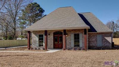 Gonzales Single Family Home For Sale: 12481 Palmer Rd