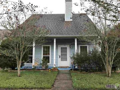 Baton Rouge Single Family Home For Sale: 951 E Tom Stokes Ct
