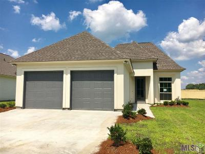 Gonzales Single Family Home For Sale: 14419 Sterling Oaks Dr
