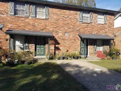Baton Rouge LA Multi Family Home For Sale: $119,500