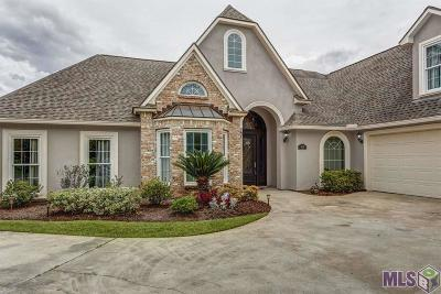Gonzales Single Family Home For Sale: 6316 Beau Douglas Ave