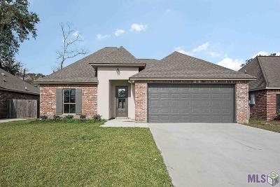 Gonzales Single Family Home For Sale: 41086 Lakeway Cove Ave
