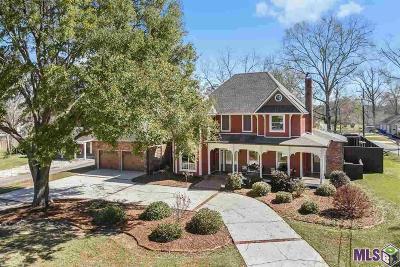 Denham Springs Single Family Home For Sale: 901 Sharon St
