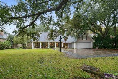 Baton Rouge Single Family Home For Sale: 6746 Burden Ln