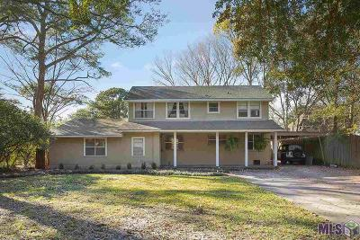 Baton Rouge Single Family Home For Sale: 368 Bellewood Dr